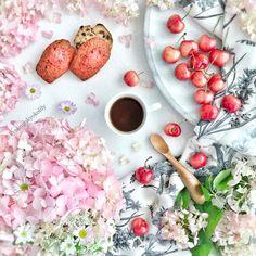 ・ Have a great week my IG friends. Cherries and framboise madeleines. ・ ・ 今週も宜しくお願いします. サクランボとフランボワーズ・マドレーヌ. ・  #9vaga_dailytheme9  #9vaga_shabbysoft9 #9vaga_coffee9 #fabulous_shots #ptk_love #theoutcreww #jj_still_lifemember #versatile_photo_  #stilllifegallery #click_vision  #menu4love  #stilllife_archive #tv_stilllife #tv_neatly #flatlaytoday #la_coffee #jj_coffeetime #myeverydaymagic  #coffeeandseasons #naughtyteas #adoremycupofcoffee #stilllifeisreallife  #botanicaldreamers…