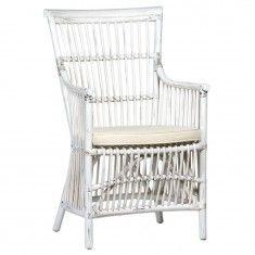 Dovetail Simpson Arm Chair