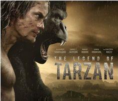 Avec amour: «Ο Θρύλος του Ταρζάν» επιστρέφει στην μεγάλη οθόνη...
