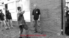 Alexander Maksimtsov teaching defence against a wall in London last year. Systema Martial Art, Martial Arts Techniques, Martial Artists, Self Defense, Student Learning, Karate, Conditioning, Survival, Exercise