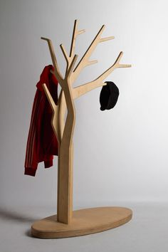 coat tree stand plans | BLOG BY LFC: Tree coat stand
