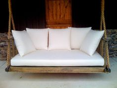 Pallets - balancin - sillon de descanso.