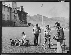 Vintage College Pictures