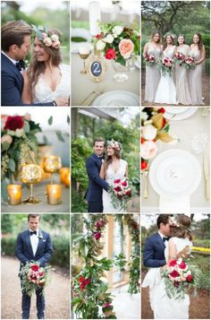 Wedding Photography Ideas : Romantic & Joyful Home Wedding with Beautiful Florals