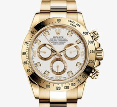 Cosmograph Daytona Oyster, 40 mm, yellow gold