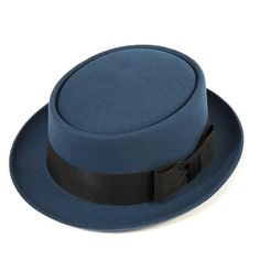 109d78917f1 Pork Pie Wool Felt Hat. Christys  Hats. Men s ...