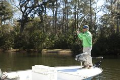 Fly Fishing Bluffton, South Carolina   Waterfront Sports Bluffton, South Carolina   Lowcountry Living