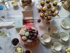 My 21st high tea event