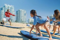 Learn to surf | Things to do on the Gold Coast with kids