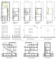 Le Corbusier - Maison Guiette (1926) - Anvers, Belgio
