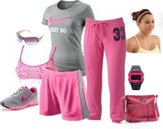 """Untitled #224"" by bkassinger on Polyvore,plus size working out outfit!"