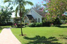 Wedding Chapel at Sandals Montego Bay Resort in Jamaica