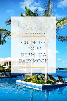 Zika-free, romantic, and pristine. Bermuda is the perfect location for your babymoon. Bermuda Vacations, Bermuda Travel, Southampton, Amazing Places, Travel Guides, The Good Place, Caribbean, Things To Do, Brunch