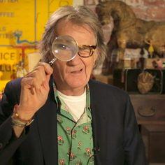 Paul Smith describes his Design Museum exhibition