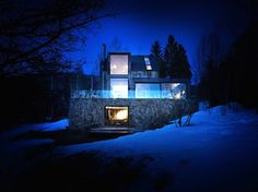 La Muna, Aspen, CO~Oppenheim Architecture