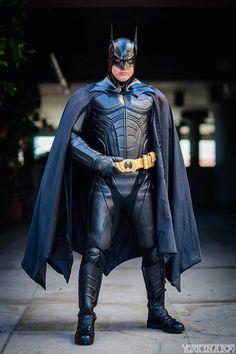 Batman cosplay by smile-xvillainco.deviantart.com