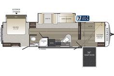 Keystone RV Outback 324 travel trailer from Tacoma RV, Fife WA, home of the Lifetime Warranty.