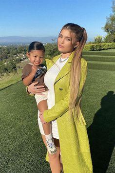 Kylie Jenner kislánya, Stormi máris Vogue címlapon szerepel