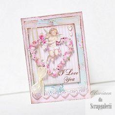 I Love You *DT Scrapgaleria* - Scrapbook.com