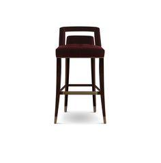 NAJ Modern Bar Chair