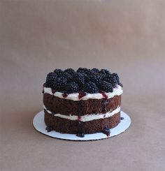 Baked: (mini) Naked Cakes