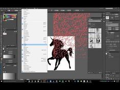 How to make distressed look in Adobe Illustrator using Adobe Capture - YouTube