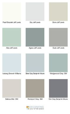 Hicks house color scheme revere pewter for the home for Neutral wall paint colors