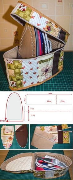 Ideas Patchwork Patrones Costurero For 2020 Sewing Basics, Sewing Hacks, Sewing Tutorials, Sewing Crafts, Sewing Tips, Tutorial Sewing, Sewing Ideas, Sewing Patterns Free, Free Sewing
