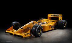 1988/Lotus Honda 100T(ロータス・ホンダ 100T[4輪/レーサー])