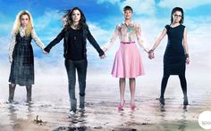 Orphan Black, poster, TV series