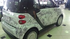 smart car art - Google Search