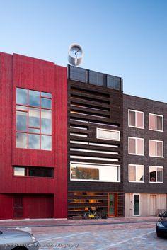 Steigereiland 2.0. FARO Architecten