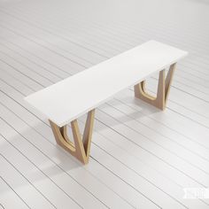 B2 Bench By ODESD2, Via Behance Design Ideas