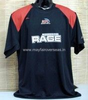 Rice knit cooldry sports shirt