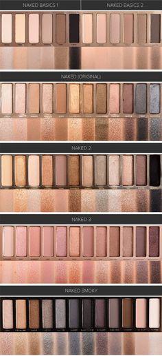 naked urban decay makeup