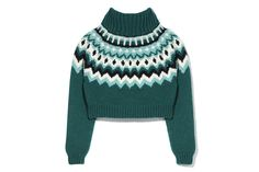 """Wool sweater, £695 at [link url=""""http://www.anyahindmarch.com/""""]Anya Hindmarch[/link]."""