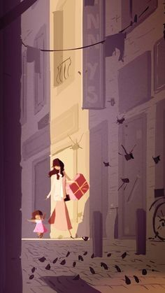 Pascal Campion I'll be a great mother