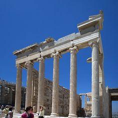 에레크테움(Erechtheum) 신전,아테네, 아크로폴리스