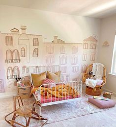 Pink Accent Wall Ideas