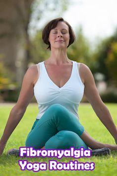 #fibromyalgia and #yoga