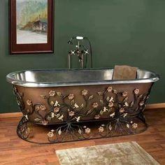 1000 Images About Antique Bathtub On Pinterest Bathtubs