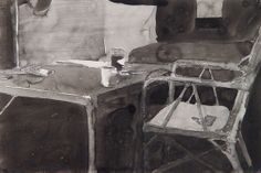 Richard Diebenkorn. There's something perfect about this.