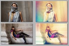 50 Best Free Photoshop Actions to Save Time and Lengthen Life