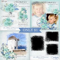 LAST DAY! New An Album of Memories Collection - each pack JUST $1. http://www.pickleberrypop.com/shop/manufacturers.php?manufacturerid=83  Purchase 6-Pack Collection (a $18.64 value) for JUST $6 and get the Embossed Papers FREE! http://www.pickleberrypop.com/shop/product.php?productid=33440&cat=0&page=1
