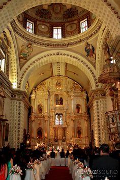 La iglesia de Belen.