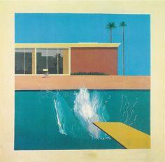 David Hockney is voor eeuwig gekoppeld aan pop art, enigszins tegen de wil van de kunstenaar zelf in, lees meer op http://www.artsalonholland.nl/grote-meesters-kunstgeschiedenis/david-hockney-engelse-pop-art