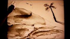 Sand art for KEL 12 -Tour Operator