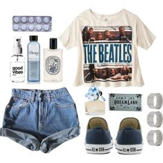 """Ticket To Ride"" by carolinar-922 on Polyvore"