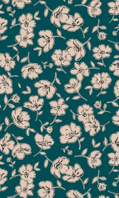 Mono Poppies | Love the simplicity and bold colour of our spot designs or the beautiful detail of our florals? Either way, you're sure to love this streamlined mono floral, which combines the best of both | Cath Kidston Autumn Winter 2016