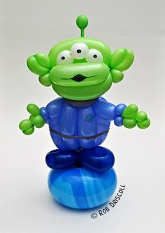 My Daily Balloon: June 7th - Toy Story Alien
